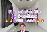 mount austin jp Perdana end lot/is near setia indah - Property For Sale in Malaysia