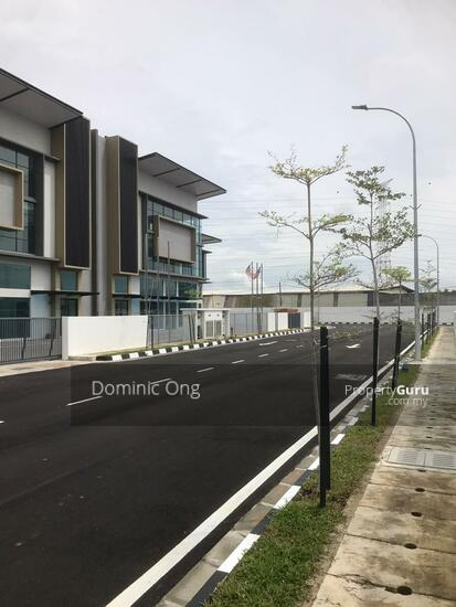 TAMAN INDUSTRI BERINGIN -  NEW GATED & GUARDED  LIGHT INDUSTRIAL FACTORY AND WAREHOUSE  157119926