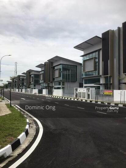 TAMAN INDUSTRI BERINGIN -  NEW GATED & GUARDED  LIGHT INDUSTRIAL FACTORY AND WAREHOUSE  157119936