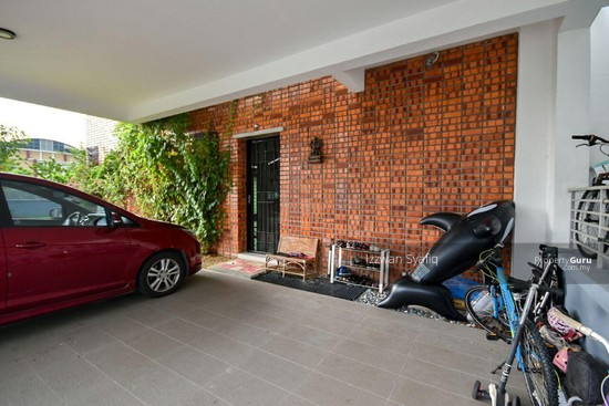 Beautiful Renovated 3 Storey Superlink (Corner Lot), Fairfield Residence, Tropicana Heights Kajang  138216495