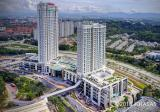 Retails Lot Shatsbury Putrajaya. New Shopping Mall. 2nd Floor - Property For Rent in Malaysia