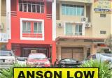 Metro Avenue Ground Floor Shop Lot Jelutong - Property For Rent in Malaysia