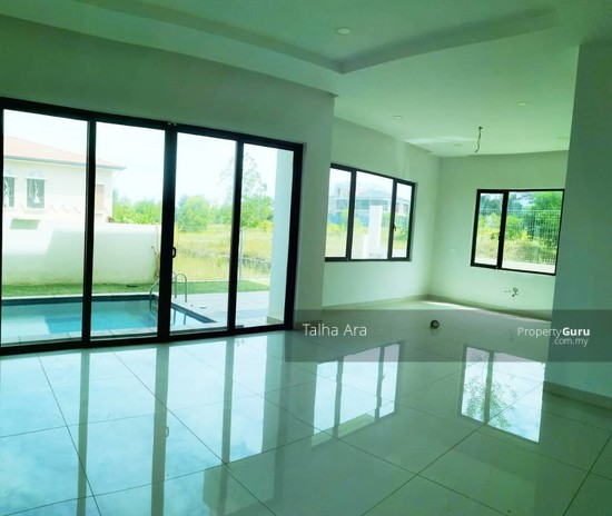 With Swimming Pool 3 Storey Bungalow D'kayangan Sec 13 Shah Alam  139054948
