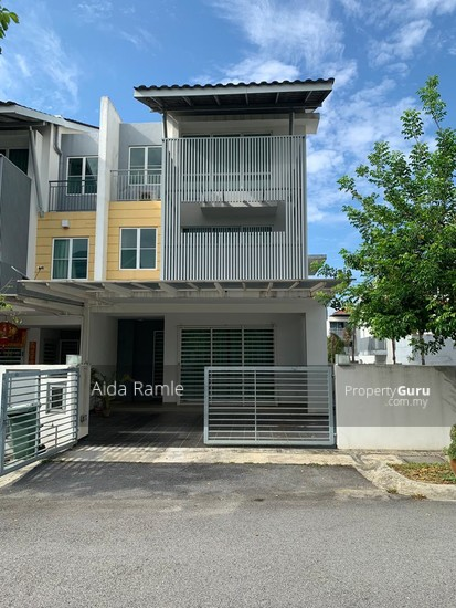 End lot 2.5 storey terrace @ Taman Nadayu 92, Kajang  139121531