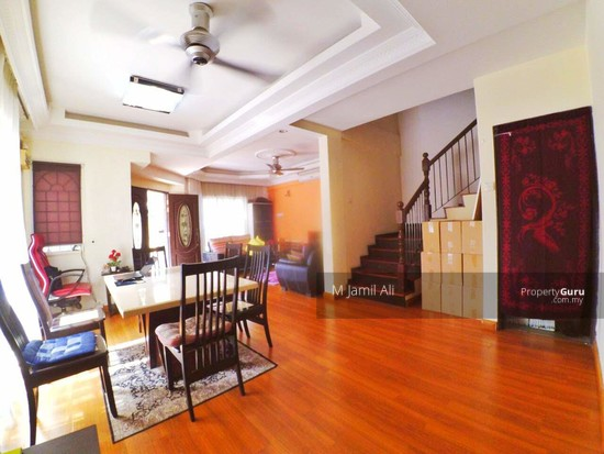 Renovated Corner link house nearby to UITM Shah Alam  139665747
