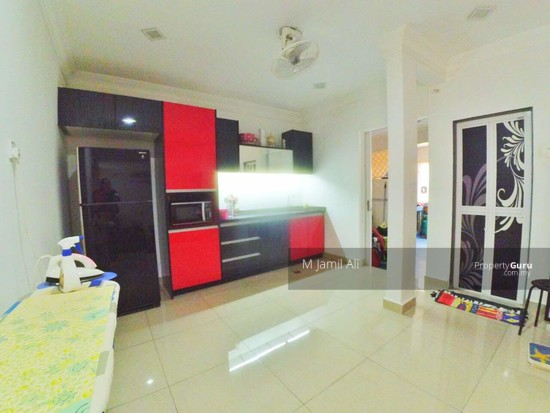 Renovated Corner link house nearby to UITM Shah Alam  139665791