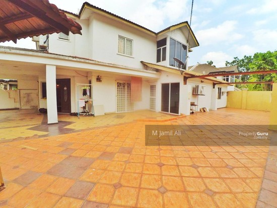 Renovated Corner link house nearby to UITM Shah Alam  139665801