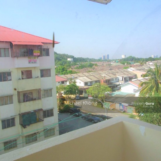 Taman Bukit Kenangan Low Cost Apartment  139830282