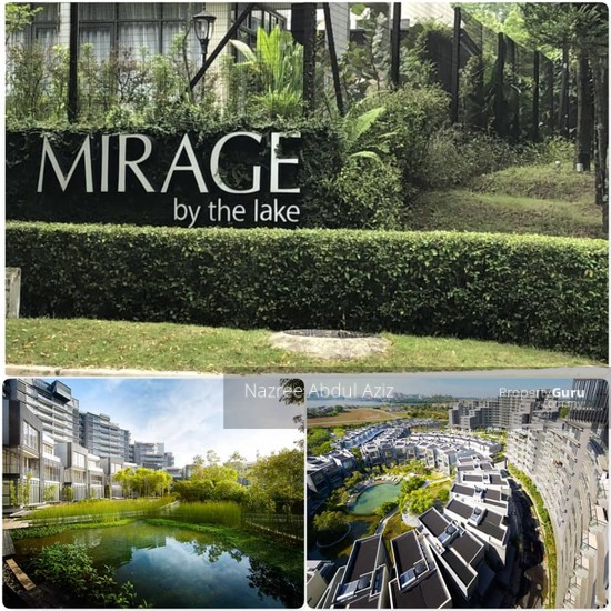 Mirage By The Lake  140766882