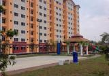 Apartment Melor Seksyen 5 Bandar Baru Bangi[ENDLOT] - Property For Sale in Singapore