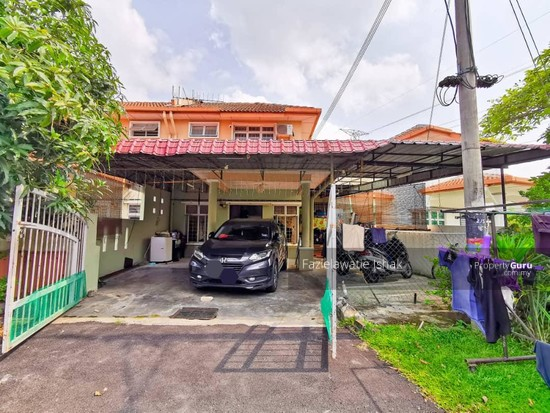 1.5 Storey Taman Impian Putra, Bandar Sri Putra Bangi [END LOT & RENOVATED]  141848615