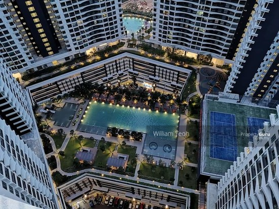 KL Traders Square Residences  142267907