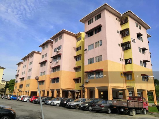 Apartment Seri Tanjung, Section 7, Bandar Baru Bangi  142363430
