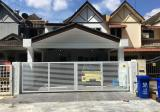 RENO DOUBLE STOREY SEKSYEN 19, SHAH ALAM - Property For Sale in Malaysia