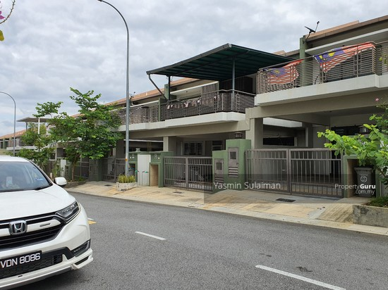 (Brand New House - Good Deal) Violet @ Citra Hill 2 Nilai  143144313
