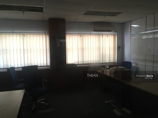 SECTION 16 SHAH ALAM FACTORY WITH COLD ROOM SUITABLE FOR FOOD PRODUCTION EASY ACCESS TO HIGHWAY  143572904