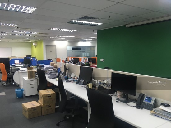 RENOVATED FURNISHED YET CHEAP CORPORATE OFFICE FOR RENT IN PETALING JAYA  143677100