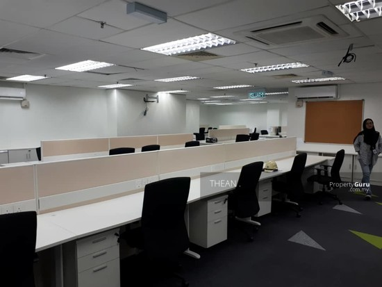 RENOVATED FURNISHED YET CHEAP CORPORATE OFFICE FOR RENT IN PETALING JAYA  143677118