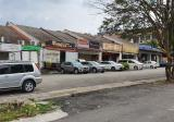 Ground Floor Shoplot in Taman Wawasan Puchong Corner Unit For Rent - Property For Rent in Malaysia