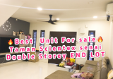 Taman Scientex, senai,end lot unit - Property For Sale in Malaysia