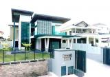 Double Storey Bungalow, Good Location in Shah Alam - Property For Sale in Malaysia