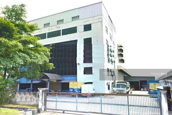 SUBANG JAYA INDUSTRIAL PARK FACTORY WITH HIGH ELECTRICITY SUPPLY HIGH POWER EASY ACCESS TO HIGHWAY  144475737