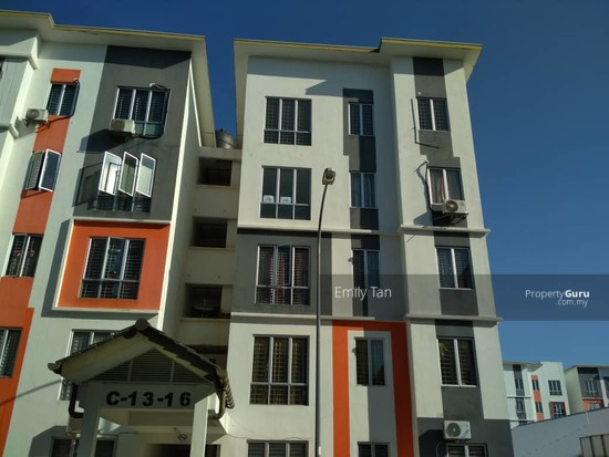 Bandar Bukit Tinggi 3 Parklands Orchis Apartment Air Cond lift nr Akasia Kasuarina fr rent  144622864