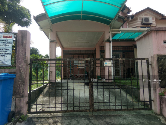 END LOT DOUBLE STOREY EXTRA LAND SUBANG IMPIAN U10  144940261