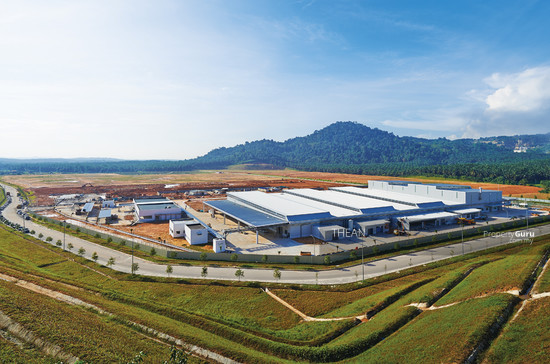 SEREMBAN BANDAR SRI SENDAYAN FREEHOLD INDUSTRIAL LAND FOR HEAVY INDUSTRY FLAT READY WITH INFRAS  145416097