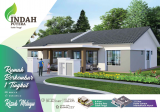 New 1 Storey Semi D Taman Indah Putera Salak Tinggi Sepang - Property For Sale in Singapore