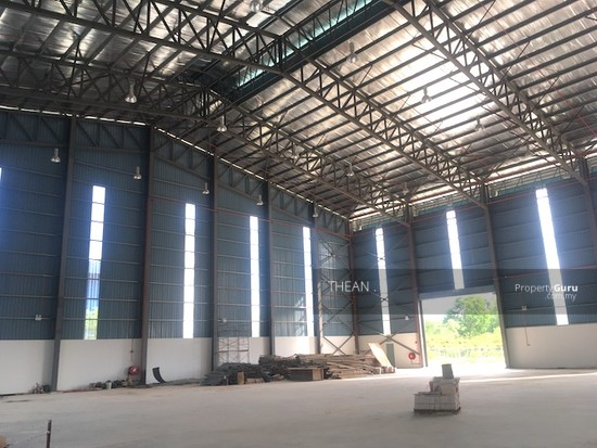BUKIT JELUTONG, SHAH ALAM  SEKSYEN U16 NEW TWIN WAREHOUSES HIGH SPECIFICATIONS WATER SPRINKLERS ETC  147484075