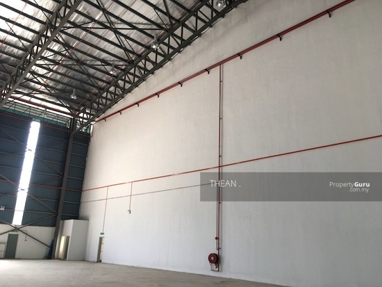 BUKIT JELUTONG, SHAH ALAM  SEKSYEN U16 NEW TWIN WAREHOUSES HIGH SPECIFICATIONS WATER SPRINKLERS ETC  147484080