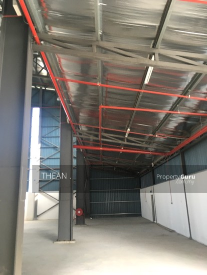 BUKIT JELUTONG, SHAH ALAM  SEKSYEN U16 NEW TWIN WAREHOUSES HIGH SPECIFICATIONS WATER SPRINKLERS ETC  147484088