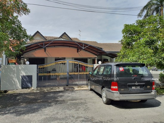 HUGE CORNER LOT FACING OPEN Taman Maju Jaya Pandan Indah Ampang  148347757