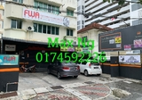 Commercial Shop, 2500sf, Ground floor, Accessory shop, Office, Saloon - Property For Rent in Malaysia