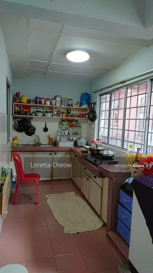 USJ 13 End Lot Extended Wet Kitchen 149253294