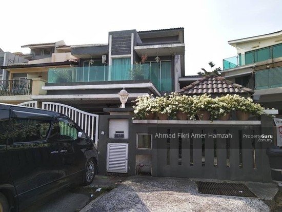 [ PRIVATE POOL ] Double Storey End Lot Superlink D'Alpinia Puchong  149611418