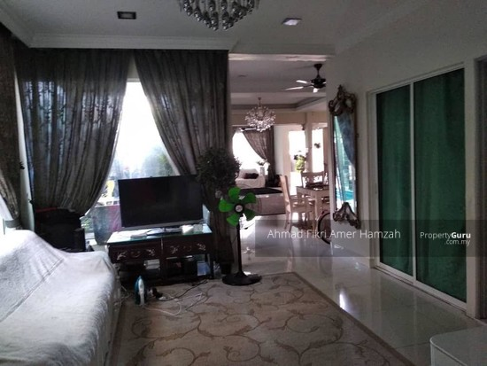 [ PRIVATE POOL ] Double Storey End Lot Superlink D'Alpinia Puchong  149611433