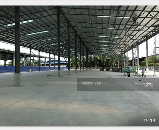 Port Klang Telok Gong detached warehouse for rent and for sale  149656678