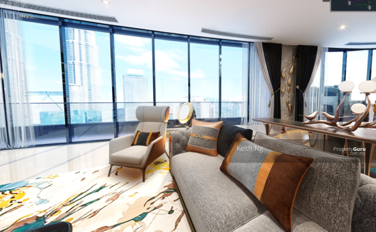 Luxury Penthouse KLCC  149933695