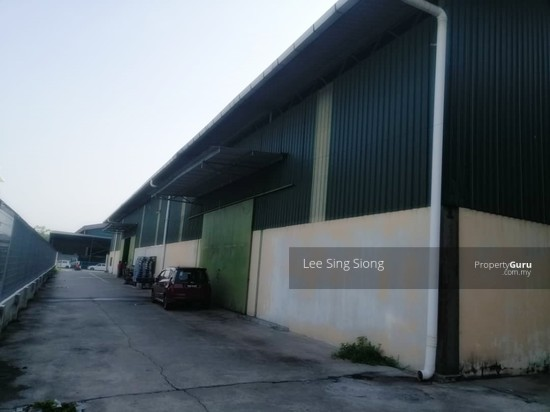Kampung Baru Sungai Buloh Factory For RENT  150094909