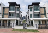 3 Storey Superlink House 28x90sft ANGGUN KIRANA Setia Alam - Property For Sale in Malaysia