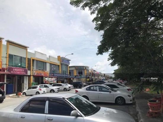 Booming Prime area Bandar Bukit Tinggi 3 Parklands 2 Storey Shop Lot nr Lrt 3 mercs  150781542