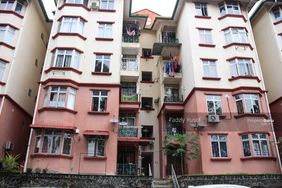 Sri Wira Apartment  150793594