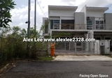 Corner Lot 2 storey Florenix Nusari Bayu 2b Sendayan - Property For Sale in Malaysia
