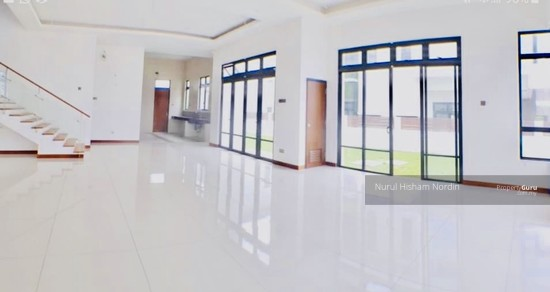 Gated Guarded Bungalow House & Land Casa Sutra Setia Alam Shah Alam  150957857
