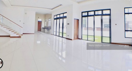 Gated Guarded Bungalow House & Land Casa Sutra Setia Alam Shah Alam  150957875
