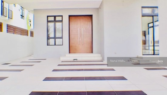 Gated Guarded Bungalow House & Land Casa Sutra Setia Alam Shah Alam  150957884