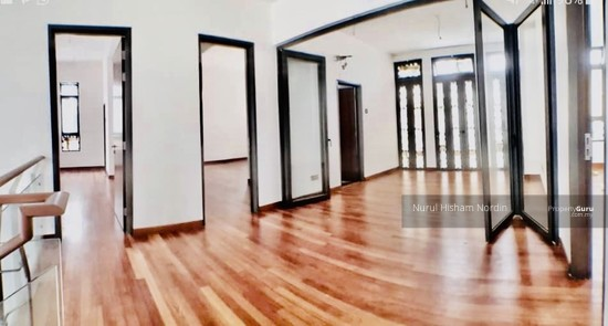 Gated Guarded Bungalow House & Land Casa Sutra Setia Alam Shah Alam  150957894