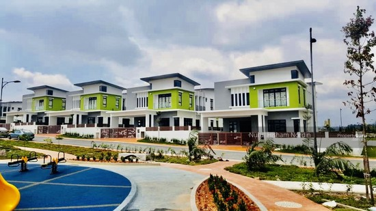 Gated Guarded Bungalow House & Land Casa Sutra Setia Alam Shah Alam  150957941